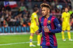 Det gir lave odds å satse penger på at Neymar ikke vinner gullballen i løpet av de neste fem årene. Bilde: Alex Fau